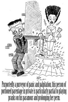 Frankensteinsmonsterall